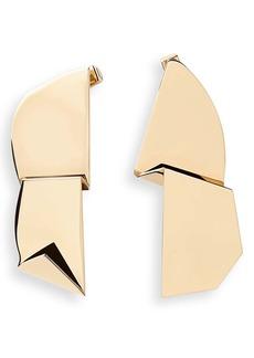 Lafayette 148 New York Abstract Drop Earrings
