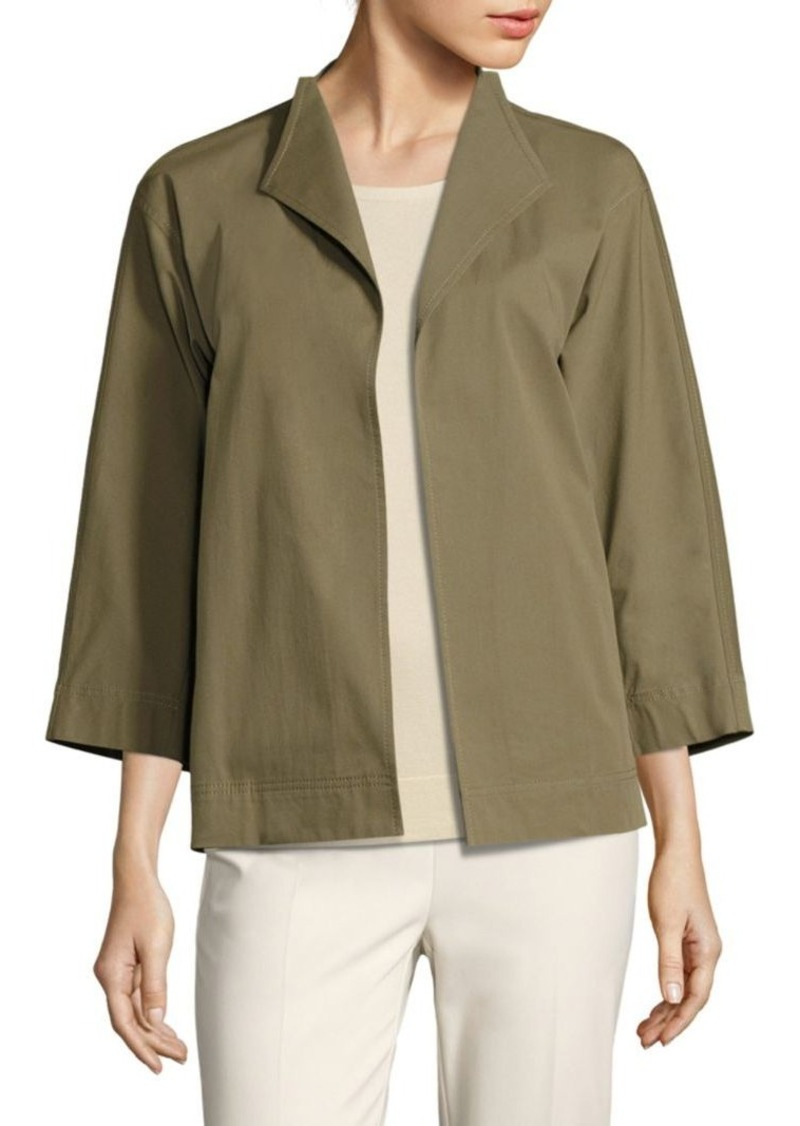 Lafayette 148 New York Adam Swing Jacket