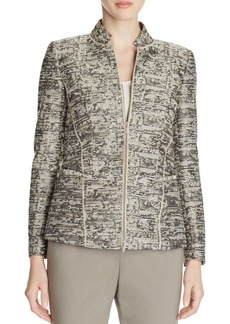 Lafayette 148 New York Adley Tweed Jacket
