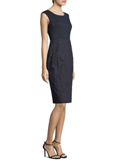 Lafayette 148 Aleema Cotton Dress