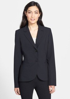 Lafayette 148 New York 'Alton' Stretch Wool Jacket (Nordstrom Exclusive)