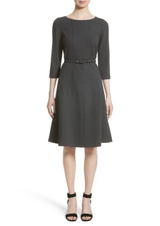 Lafayette 148 New York Amalie Finesse Crepe Dress (Nordstrom Exclusive)