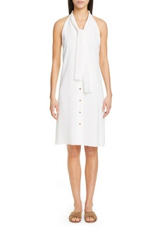 Lafayette 148 New York Amore Finesse Crepe Dress