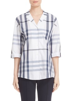 Lafayette 148 New York 'Analeigh' Blouse
