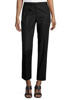 Lafayette 148 New York Astor Stretch Cotton Pants