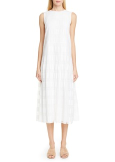 Lafayette 148 New York Avalynn Sleeveless Midi Dress