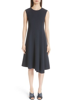 Lafayette 148 New York Aveena Asymmetrical Dress