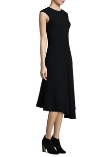 Lafayette 148 New York Aveena Nouveau Crepe Dress
