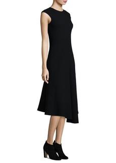 Lafayette 148 New York Aveena Nouveau Crepe Dress