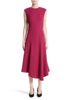 Lafayette 148 New York Aveena Wool Interlock Dress