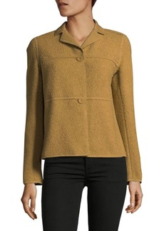 Lafayette 148 Aydeen Virgin Wool Jacket