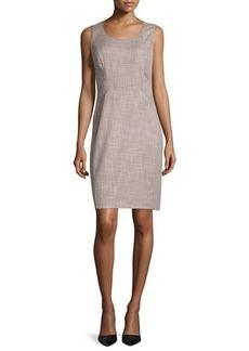 Lafayette 148 New York Ayiana Sleeveless Sheath Dress