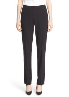 Lafayette 148 New York 'Barrow' Stretch Wool Pants