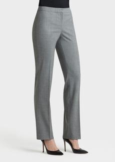Lafayette 148 New York Barrow Stretch Wool Pants