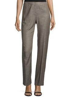 Lafayette 148 New York Barrow Wool-Blend Pants