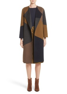 Lafayette 148 New York Belissa Double Face Reversible Coat