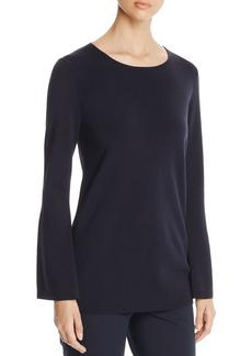 Lafayette 148 New York Bell-Sleeve Sweater - 100% Exclusive