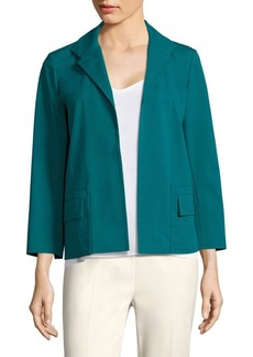 Lafayette 148 New York Benny Open Front Jacket