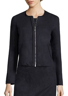 Lafayette 148 New York Benton Cropped Jacket
