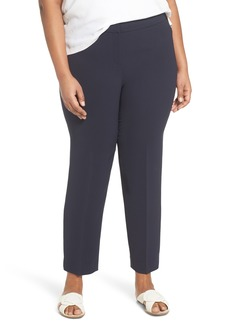 Lafayette 148 New York Bleecker - Finesse Crepe Pants (Plus Size)