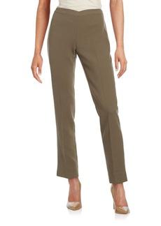 Lafayette 148 New York Bleecker Cotton Blend Pants