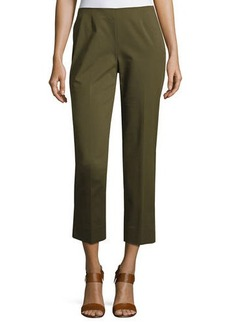 Lafayette 148 New York Bleecker Cropped Pants