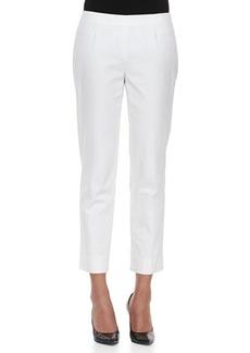Lafayette 148 New York Bleecker Cropped Pants