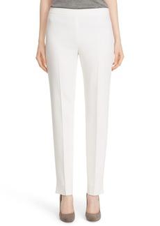 Lafayette 148 New York 'Bleecker' Nouveau Crepe Pants