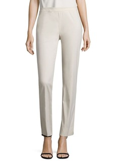 Lafayette 148 Fundamental Bi-Stretch Bleecker Pant