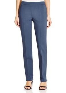 Lafayette 148 New York Bleecker Straight Pants