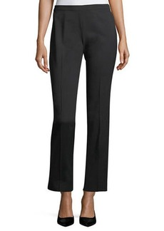 Lafayette 148 Bleecker Stretch-Wool Pants