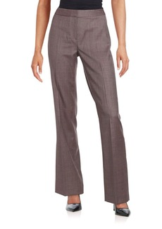 Lafayette 148 New York Blended Virgin Wool Pants