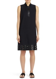 Lafayette 148 New York Capril Fundamental Bi-Stretch Dress