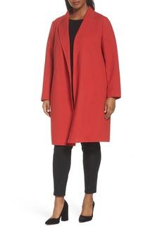 Lafayette 148 New York Carmelle Nouveau Crepe Jacket (Plus Size)