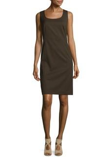 Lafayette 148 Carol Zippered Dress