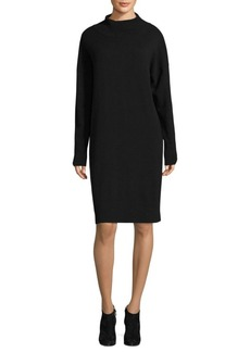 Lafayette 148 New York Cashmere Sweater Dress