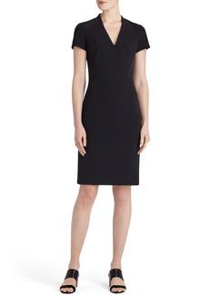 Lafayette 148 New York 'Catalina' Woven Sheath Dress