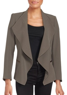 Lafayette 148 New York Cecil Open-Front Jacket