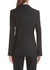 Lafayette 148 New York Charice Stretch Wool Jacket