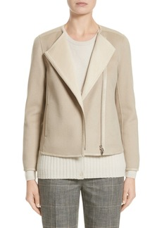 Lafayette 148 New York Christa Wool & Cashmere Jacket (Nordstrom Exclusive)
