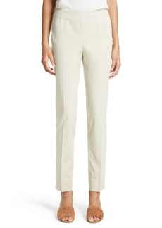 Lafayette 148 New York 'Chrystie' Stretch Twill Pants