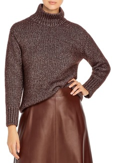 Lafayette 148 New York Chunky Turtleneck Sweater