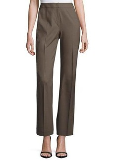 Lafayette 148 New York Classic Contemporary Stretch-Knit Pants