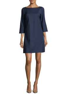 Lafayette 148 New York Classic Shift Dress