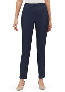 Lafayette 148 New York Clinton Sanctuary Cloth Cuff Pants
