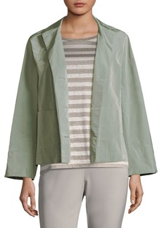 Lafayette 148 Collared Jacket