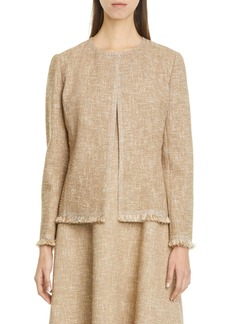 Lafayette 148 New York Copping Peplum Jacket