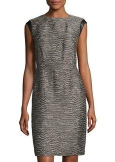 Lafayette 148 New York Cosette Tweed Sheath Dress