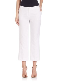 Lafayette 148 New York Courtly Cropped Pants