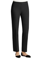 Lafayette 148 New York Crosby Metropolitan Straight-Leg Pants